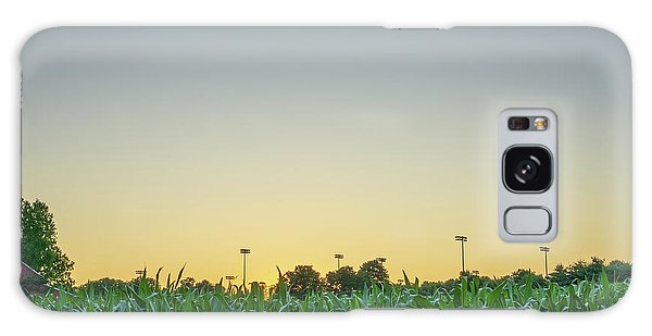 Clear Skies Sunset Galaxy Case