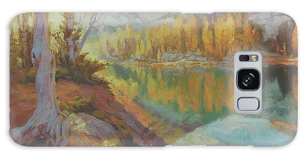 Mountain Lake Galaxy Case - Clearwater Revival by Steve Henderson