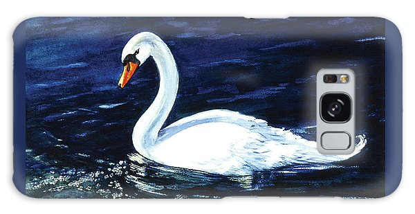 Clearwater Swan Galaxy Case