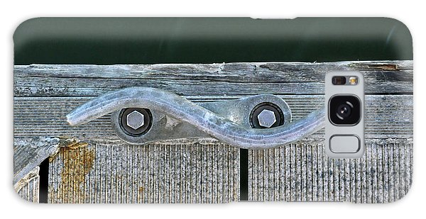 Cleat On A Dock Galaxy Case