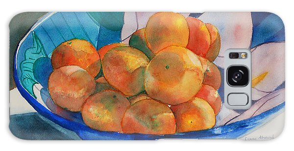 Clementines Galaxy Case