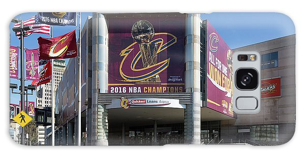 Cleveland Cavaliers The Q Galaxy Case