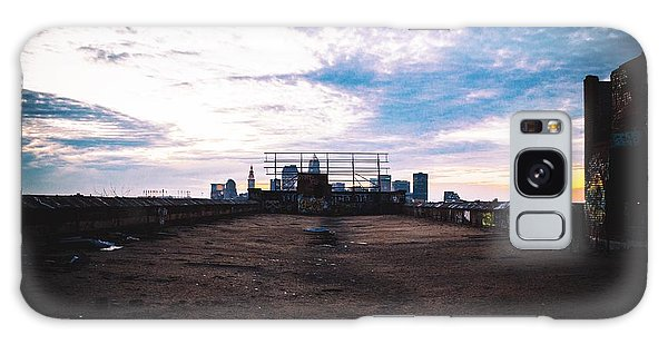 Chris Walter Galaxy Case - Cleveland From Afar by Chris Walter