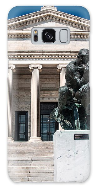 Cleveland Museum Of Art, The Thinker Galaxy Case