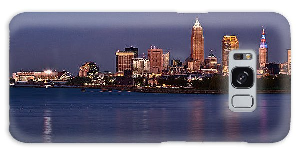 Cleveland Ohio Galaxy Case