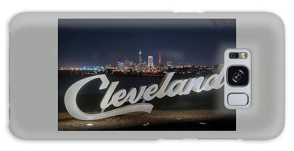 Cleveland Pride Galaxy Case