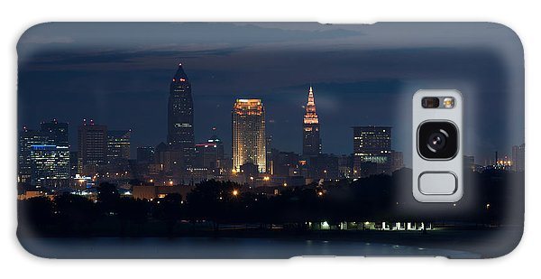 Cleveland Reflections Galaxy Case