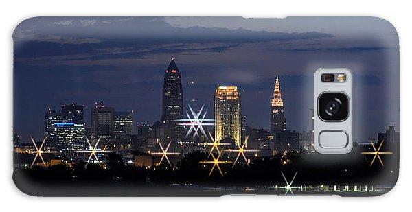 Cleveland Starbursts Galaxy Case