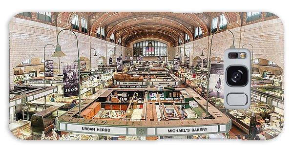 Cleveland Westside Market  Galaxy Case