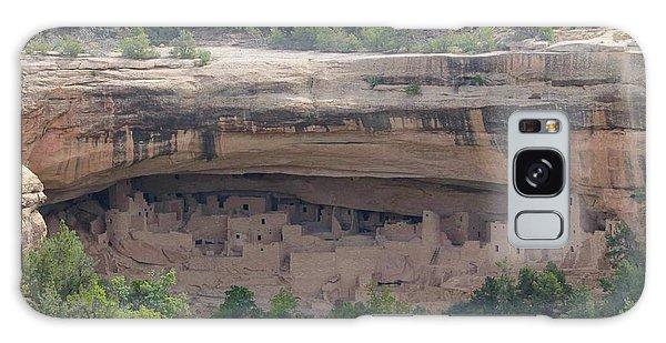 Cliff Palace Mesa Verde Galaxy Case