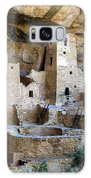 Cliff Palace Mesa Verde Galaxy Case