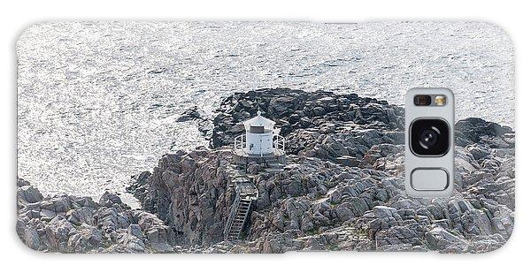 Cliffs At Kullaberg Galaxy Case