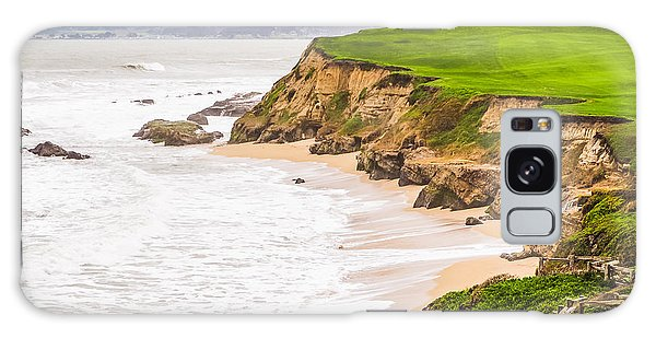 The Cliffs At Half Moon Bay Galaxy Case