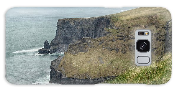 Cliffs Of Moher 1 Galaxy Case