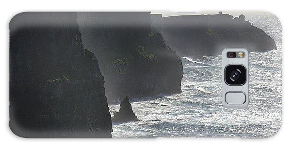 Landscape Galaxy Case - Cliffs Of Moher 1 by Mike McGlothlen