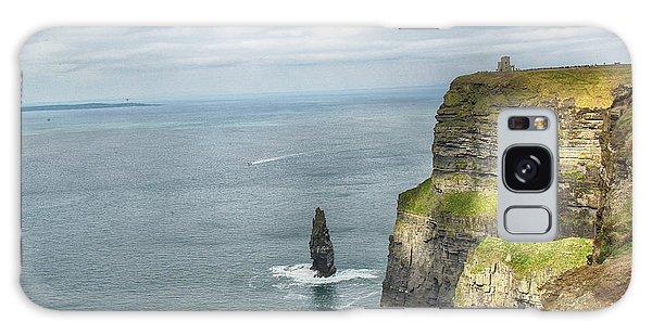 Cliffs Of Moher 3 Galaxy Case