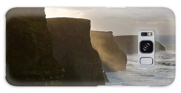 Cliffs Of Moher II Galaxy Case