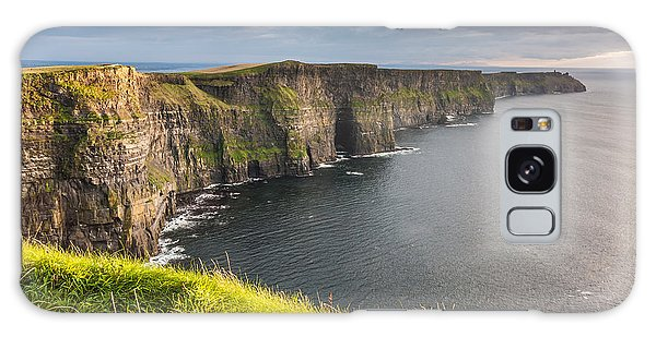 Cliffs Of Moher On The West Coast Of Ireland Galaxy Case
