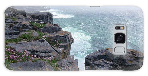 Cliffs Of The Aran Islands 4 Galaxy Case