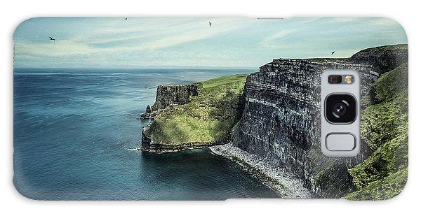 Co Galaxy S8 Case - Cliffside by Evelina Kremsdorf