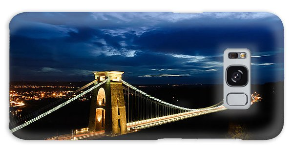 Clifton Suspension Bridge, Bristol. Galaxy Case by Colin Rayner