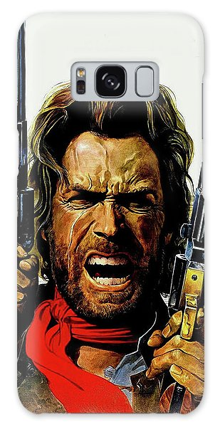 Clint Eastwood As Josey Wales Galaxy Case