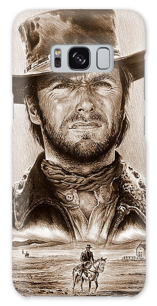 Clint Eastwood The Stranger Galaxy Case