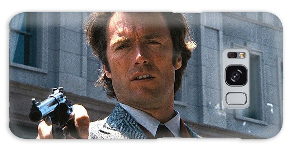 Clint Eastwood With 44 Magnum Dirty Harry 1971 Galaxy Case
