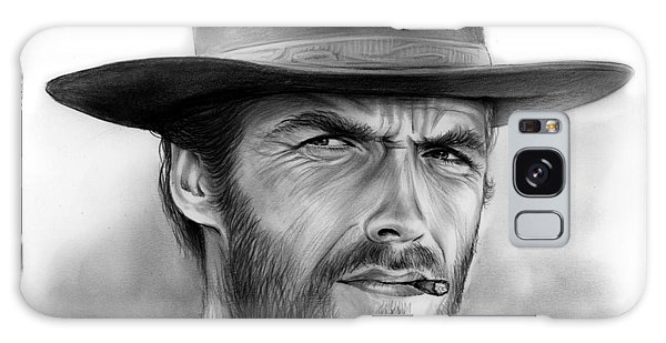 Hollywood Galaxy Case - Clint by Greg Joens