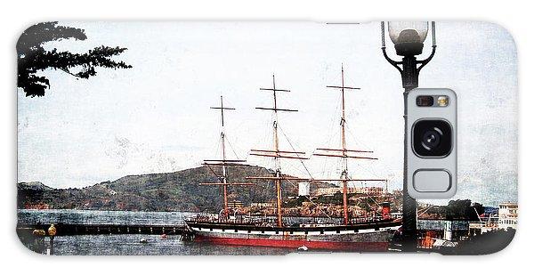 Clipper Ship Galaxy Case