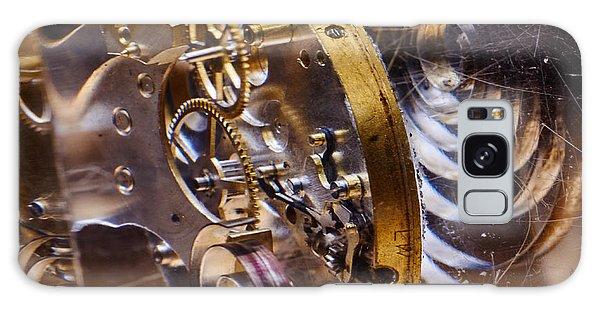 Clock Gears Galaxy Case