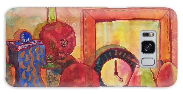 Clock Galaxy Case - Clock Work by Blenda Studio