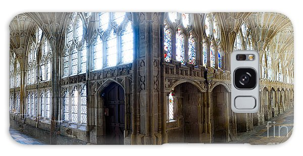 Cloisters, Gloucester Cathedral Galaxy Case