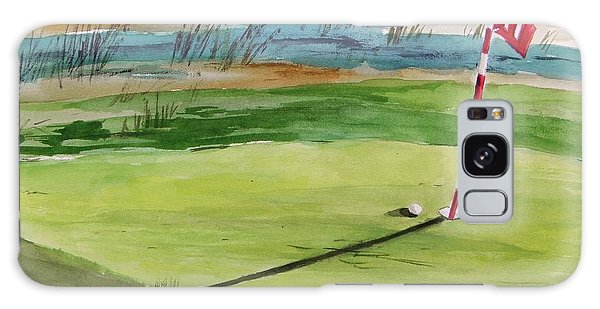 Close At The Eleventh Hole Galaxy Case