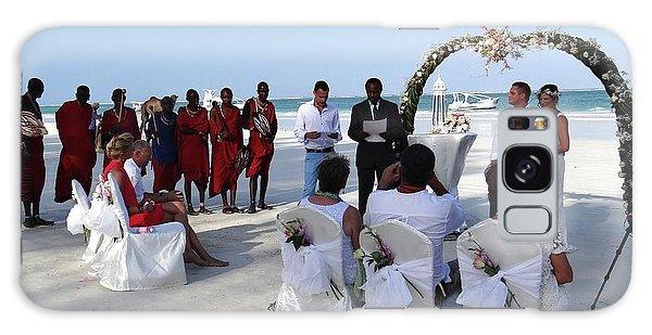 Exploramum Galaxy Case - Close Up Kenya Baach Wedding by Exploramum Exploramum