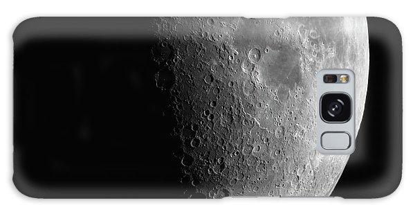 Close-up Of Moon Galaxy Case
