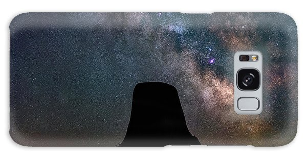 Galaxy Case featuring the photograph Closer Encounters by Darren White