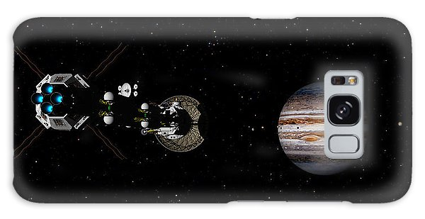Closer Still Galaxy Case