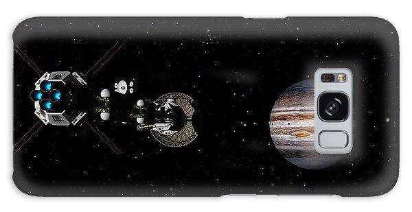 Closer Still Galaxy Case by David Robinson