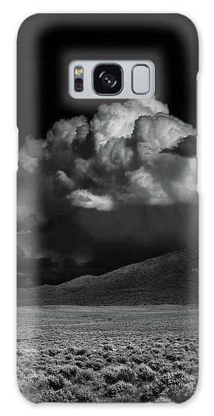 Cloud Burst Galaxy Case