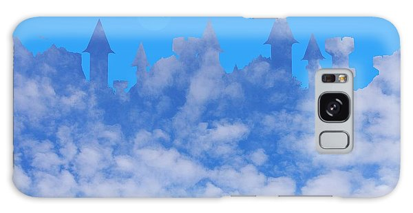 Cloud Castle Galaxy Case