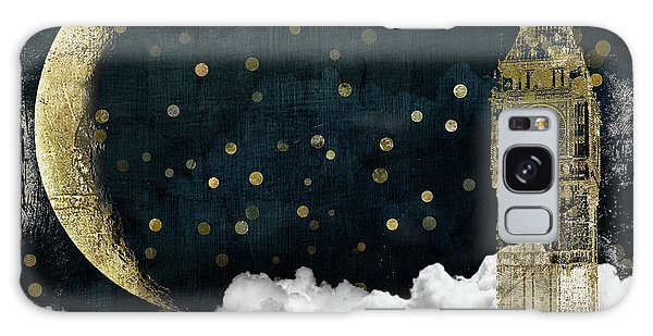 Cloud Cities London Galaxy Case
