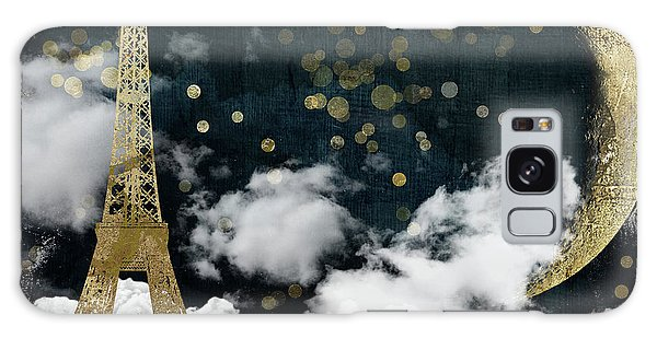 Cloud Cities Paris Galaxy Case
