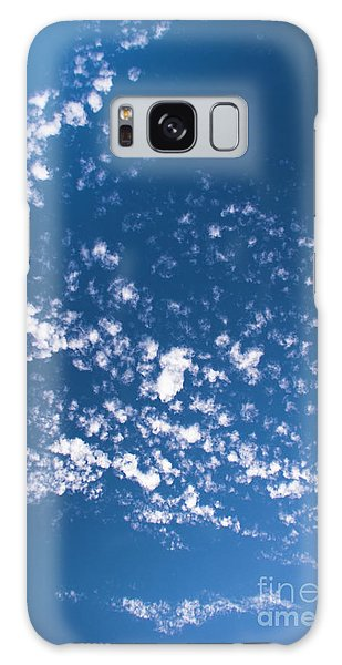 Galaxy Case featuring the photograph Cloud Dragon by Yulia Kazansky