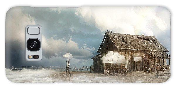 Cloudscape Galaxy Case - Cloud Farm by Cynthia Decker
