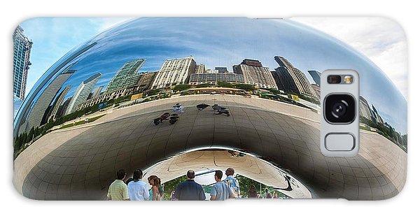 Cloud Gate Aka Chicago Bean Galaxy Case