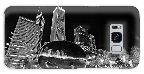 Cloud Gate Galaxy Case