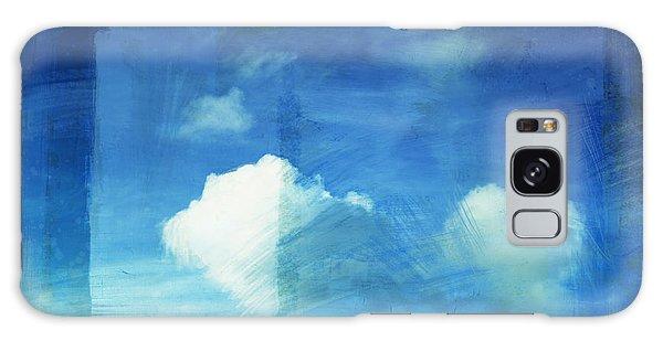Wall Paper Galaxy Case - Cloud Painting by Setsiri Silapasuwanchai