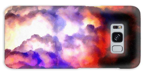 Cloud Sculpting 1 Galaxy Case