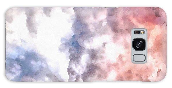Cloud Sculpting 3 Galaxy Case